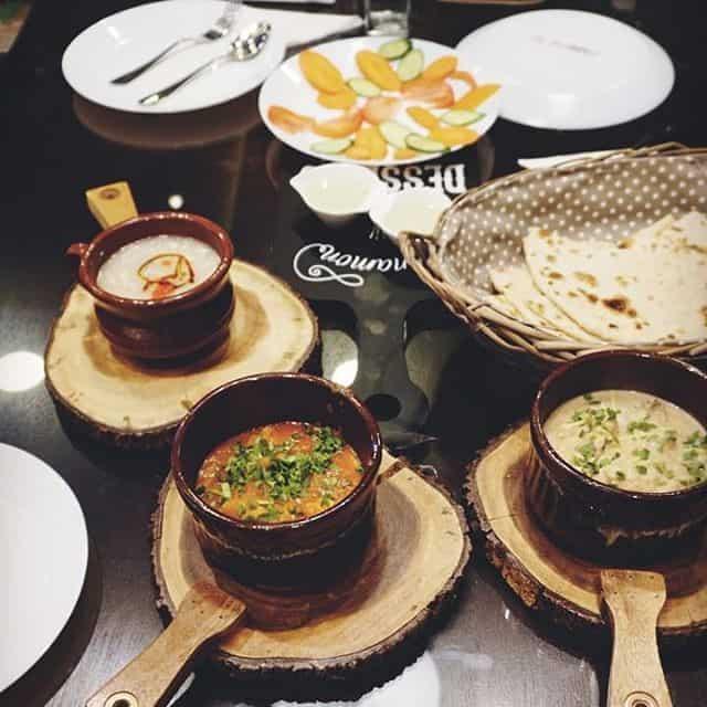 مطعم هندي الطائف