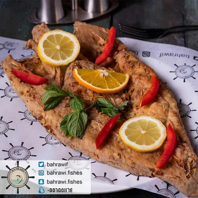 مطعم بحراوي للأسماك الطائف