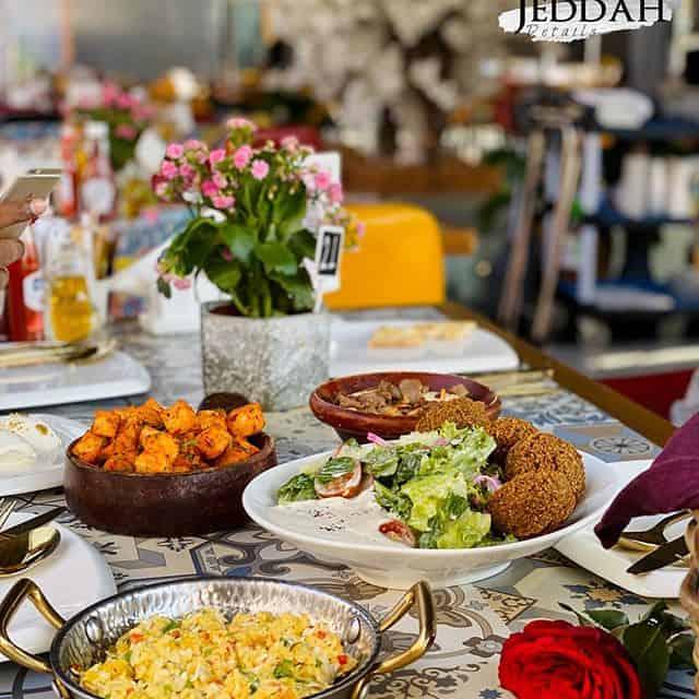 مطعم ومقهي الصافي