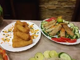 مطعم عيش وملح الطائف