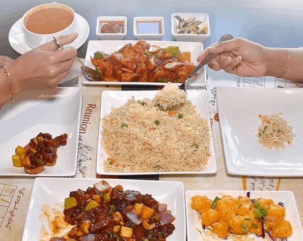 مجمع مطاعم تيرا مول