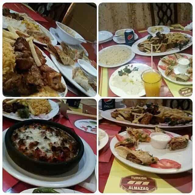 مطعم المذاق التركي ابها