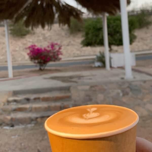 مقهى حدائق نجمة الطائف