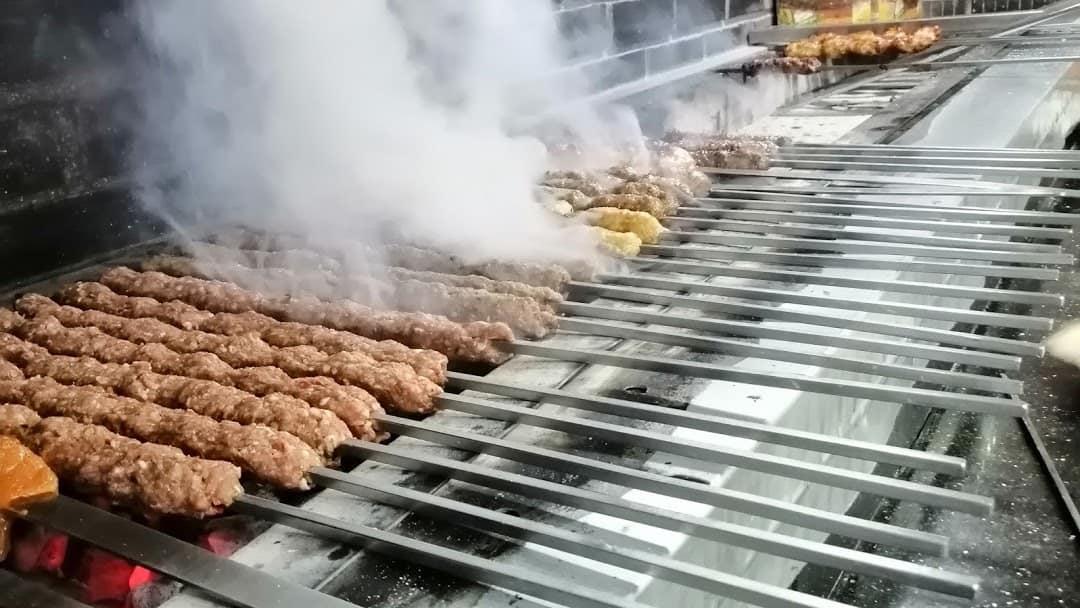 مطعم شواء وصاج