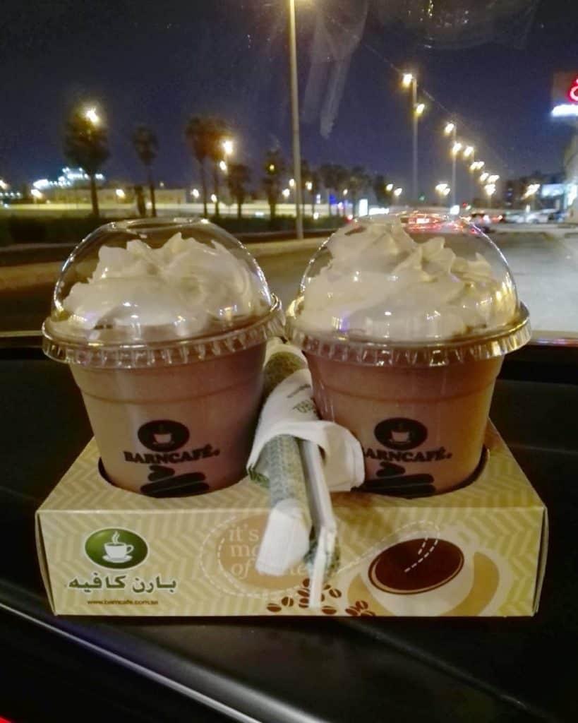 بارن كافيه الطائف الاسعار المنيو الموقع افضل المطاعم السعودية