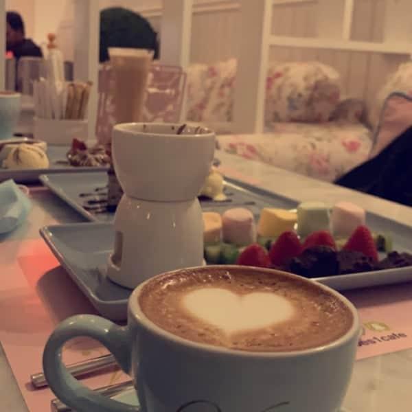 Vibes Café فايبز كافيه الطائف