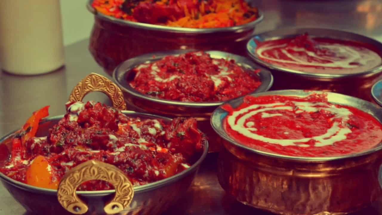 ميراج للأكلات الهندية الطائف