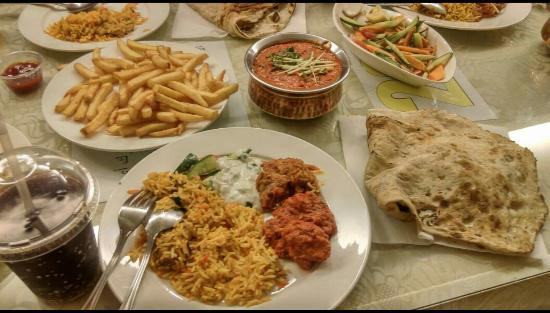 ميراج للأكلات الهندية