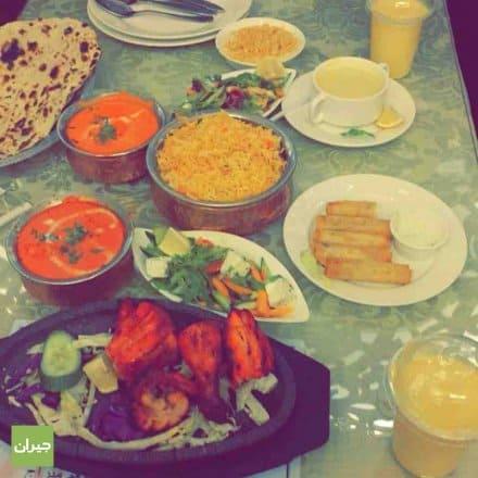 مطعم ميراج للأكلات الهندية