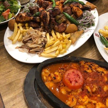 مطاعم المصيف مول الطائف