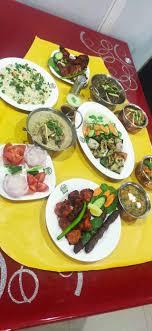 مطعم الأخضر الباكستاني ابها