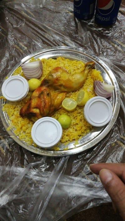 مطعم ركن المندي