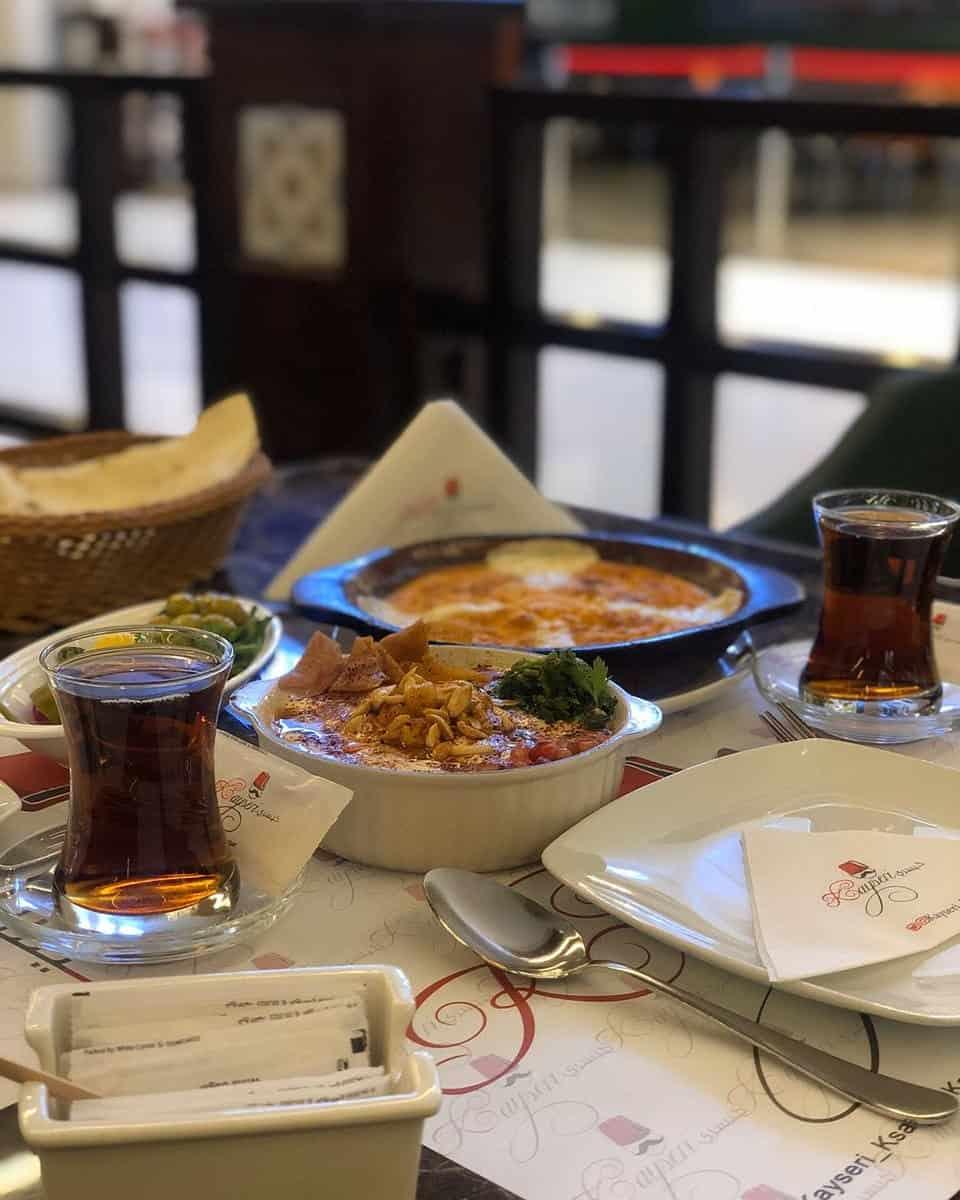 مطعم قيصرية الراشد