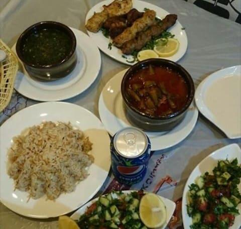 مطاعم أرياب