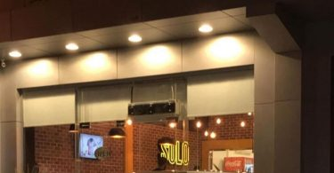 منيو مطعم شاورما سولو