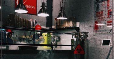 منيو مقهي نايترو ستيشن